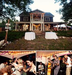 Lovely post + pictures by @grnweddingshoes of @The Inn at Celebrity Dairy