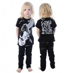 rock your baby Greaser jeans   have to get this look for my boy