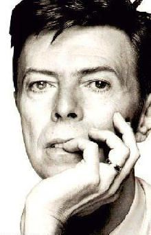 Bowie Love his tunes one day sure would love to interview him on my radio show.  I can wish....