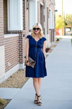 How To Wear One Dress Four Ways