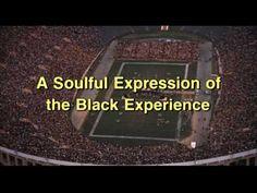 Wattstax in 1972 at the Memorial Coliseum in Los Angeles