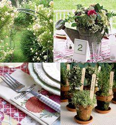 Fresh & Fabulous Spring Wedding Ideas