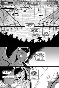 Comic 209 – The Draconia Chronicles