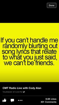 For my human jukebox blurting song disorder