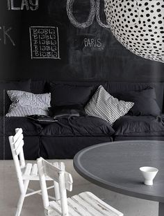 black & white by the style files, via Flickr