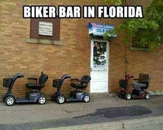 Seen in Florida..