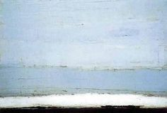 Tempete Ciel de Dieppe ou Les Toits Cap Gris Nez I first saw Nicolas de Stael's paintings in the … Continue Reading Abstract Landscape Painting, Landscape Art, Landscape Paintings, Abstract Art, Tachisme, Monochrom, Am Meer, Painting Inspiration, Modern Art