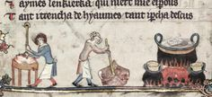 Recreating 13th and 14th Century English Pastry, Part 7: Excerpts from 13th and 14th Century English Recipes | Eulalia Hath A Blogge