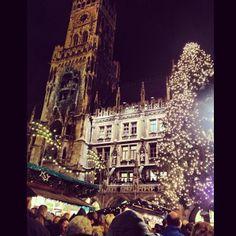 Weihnachtsessen In München.Die 15 Besten Bilder Von Weihnachten In München Christmastime In