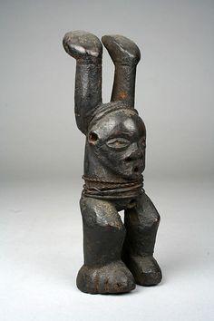 Figura | pueblos Yaka | el Met