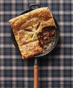 Beef and Beer Potpie | It's about time potpie got a makeover, and our stunning…