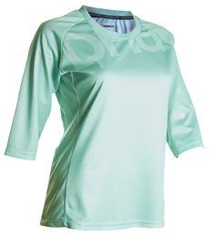 DHaRCO Ladies 3 4 Jersey - aqua mint green 750f0feb1