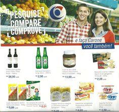 Encartes de Supermercados: Encarte Carone - válido até 22/08
