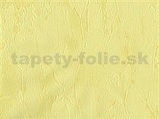 Tapety papierové - štruktúrovaná omietkovina žltá