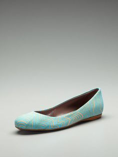 Missoni Shoes Ballet Flat. Bam!