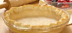 Gram's Pie Crust 3/4 - 1 c Crisco 2 c flour 1/4 c water 1/4 t salt