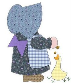 Sunbonnet Sue                                                                                                                                                                                 More