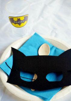 Living Four Seasons: Batman Birthday Party