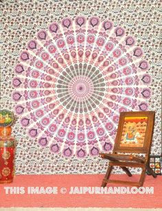 psychedelic dorm tapestry bohemian dorm room bedding bed cover