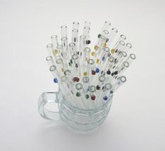 Glass Straws!
