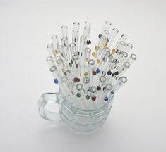 Glass Straws!