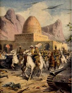 The Italian Colonial Army in Ethiopia