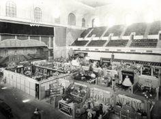 Memphis Historic Ellis Auditorium - and Market Place. 1926 Market