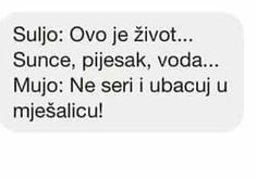 #vicevi Idiot Quotes, Me Quotes, Funny Quotes, Dont Forget To Smile, Don't Forget, Croatia, Texts, Haha, Funny Stuff