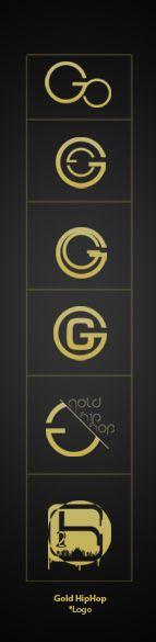 GoldHipHop-Logo