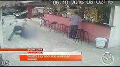 Canadauence TV: PM evita que taxista enfurecido armado atire em mo...