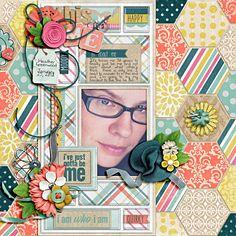 Scrap Like A Sugarbabe: Heather Greenwood