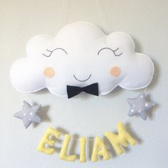 Garland cloud boy