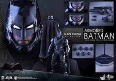 Hot Toys Movie Masterpiece Batman Vs Superman Justice Of Birth Armored Batmannew