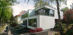 Moderne Flachdachhäuser bauen