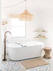 Brighton Rattan Pendant Light 2020 Interior Design Trending Etsy In 2020 Rattan Pendant Light Latest Bathroom Designs Wicker Pendant Light