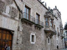 Efimerata_9 ideas para hacer turismo gratis en Burgos. Casa Cordón