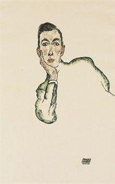 Erich Lederer , 1917