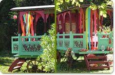 gypsy wagon - Google Search