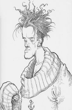 The Guernsey Sweater by Chris Riddell