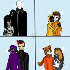 I Love Winter by Blazexdx.deviantart.com on @deviantART