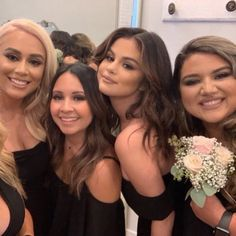 gomez Black Hair Selena Gomez Looks Stunning In Black Dress At Her Cousin's Texas Wedding Selena Gomez Looks Stunning In Black Dress At Her Cousin& Texas Wedding Selena Gomez Looks, Selena Selena, Texas, Black Friday Toy Deals, Wedding Gowns, Wedding Day, Out Of Touch, Marie Gomez, Looking Stunning