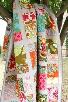 Market Street  Modern Quilt Pattern