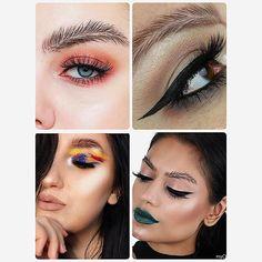 """70 отметок «Нравится», 6 комментариев — Не парься! (@ne_parsya_zatarsya) в Instagram: «Новый тренд """"Брови перья""""! Ой, девчонки, держитесь! То ли ещё будет... Как сделать брови перья?…»"""