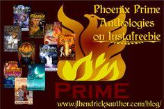 Phoenix Prime Anthologies on #InstaFreebie!
