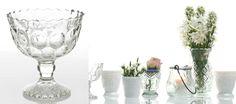 """heirloom bowl/ .95 rental  4""""x 4.5"""""""