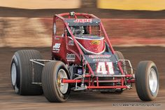AMSOIL Sprint Car National Championship 2011 Perris Auto Speedway Methanol fuel injected engines typically produce upwards of 800 HP AMSOIL Dominator racing oils for maximum engine protection and speed. Perris Auto Speedway is located on the Lake Perris Fairgrounds, approximately one hour east of Los Angeles. Share this photo