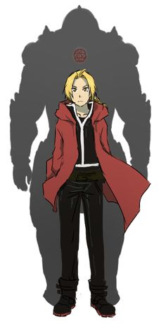 FMA by ~Jen-Jen-Rose on deviantART