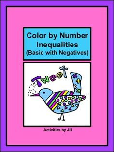 activity requires students to solve one and two step inequalities ...