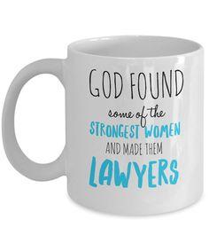Lawyer Coffee Mug Lawyer Gift Lawyer Mug by CoffeeMerchandise Lawyer Quotes, Lawyer Humor, Law School Memes, School Hacks, Law Office Decor, Army Gifts, Lawyer Gifts, Attorney At Law, Prep School