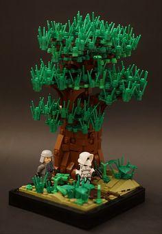 LEGO 12x12 - Bonsai Planet ? | by Graeme S.